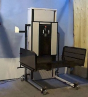 AmeriGlide Atlas Vertical Platform Lift - Portable