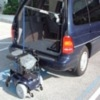 Wheelchair Lifts - Loading Inside