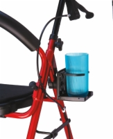 Fold Up Cup Holder for Rollators & Wheelchairs