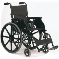 Karman 2-In-1 Aluminum Wheelchair