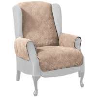 Chair Seat & Back Protector - TAUPE PRODUCT OPTION