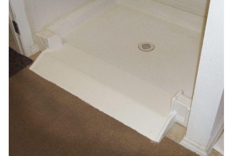 Ameriglide Shower Roll In Conversion Kit Walk In Bathtubs