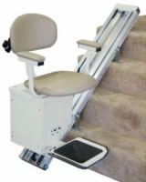 AmeriGlide Deluxe Stair Lift