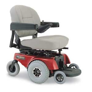 Jazzy 1113 ATS Power Chair