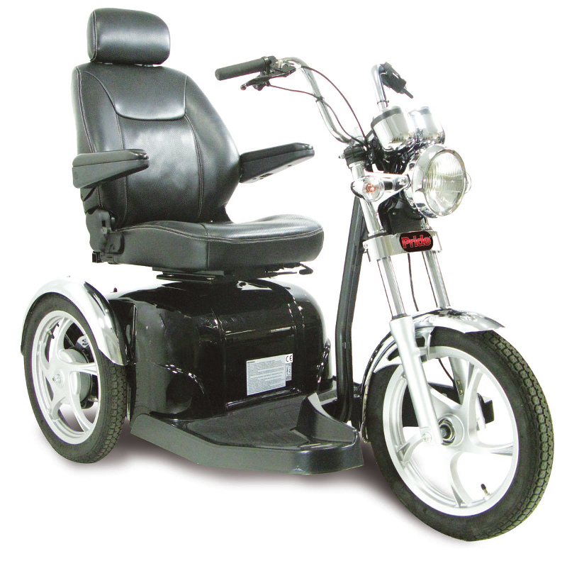 Pride Sport Rider 3 Wheel Scooter Pride Mobility