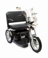 Pride Sport Rider 3 Wheel Scooter- Dual Seat