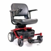 Golden LiteRider PTC Power Transport Chair with Quick Release Transaxle