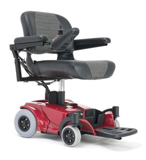 Pride Mobility Go-Chair Power Wheelchair