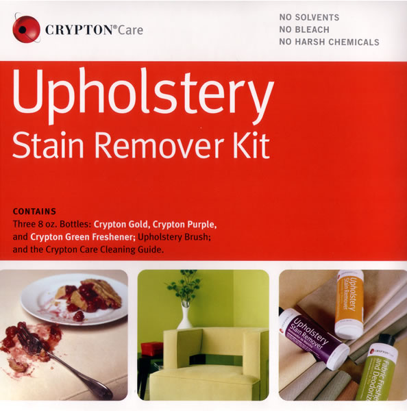 Upholstery Stain Remover Kit
