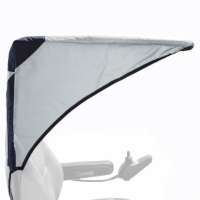 WeatherBreaker Canopy - Charcoal Gray - For Product Option