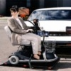 Wheelchair Lifts - Carrying Outside