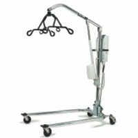 Hoyer Chrome Power Patient Lifter P-C-HLA-2
