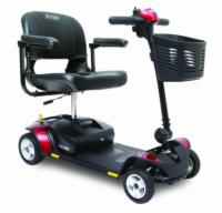 Pride Go-Go Elite Traveller 4 Wheel